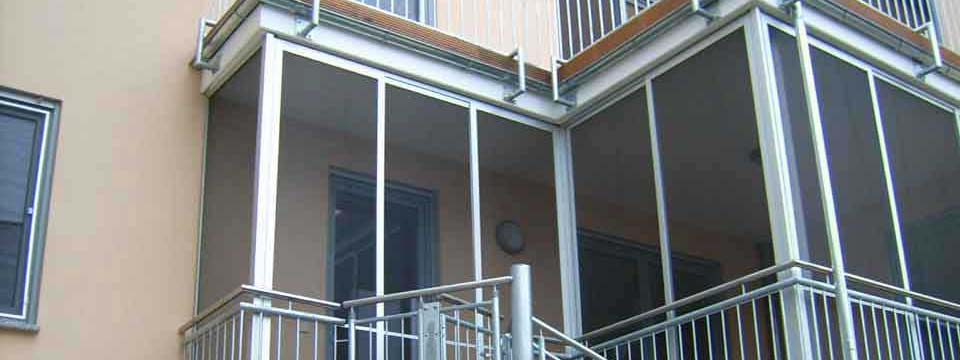 Moderner Insektenschutz für Ihre Fenster und Türen - oder auch ihren Balkon