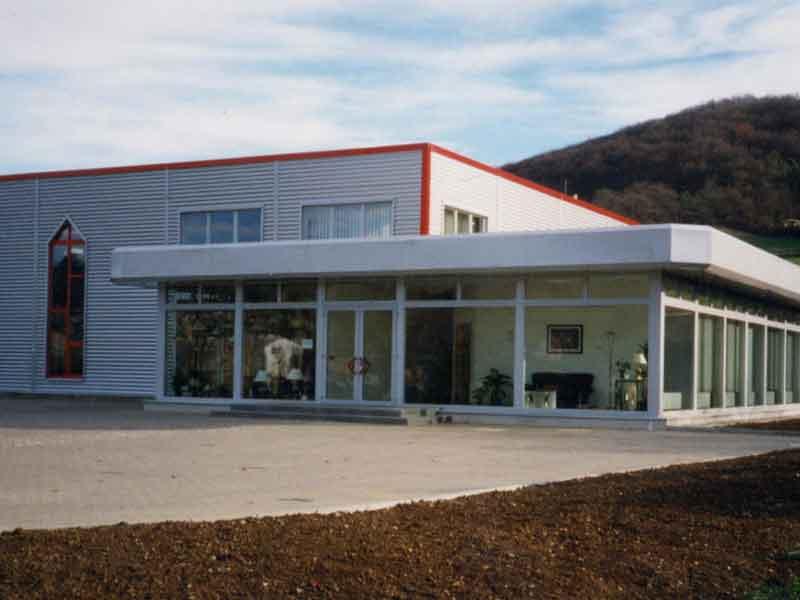 Richter-Leuchten GmbH in Dorndorf-Steudnitz