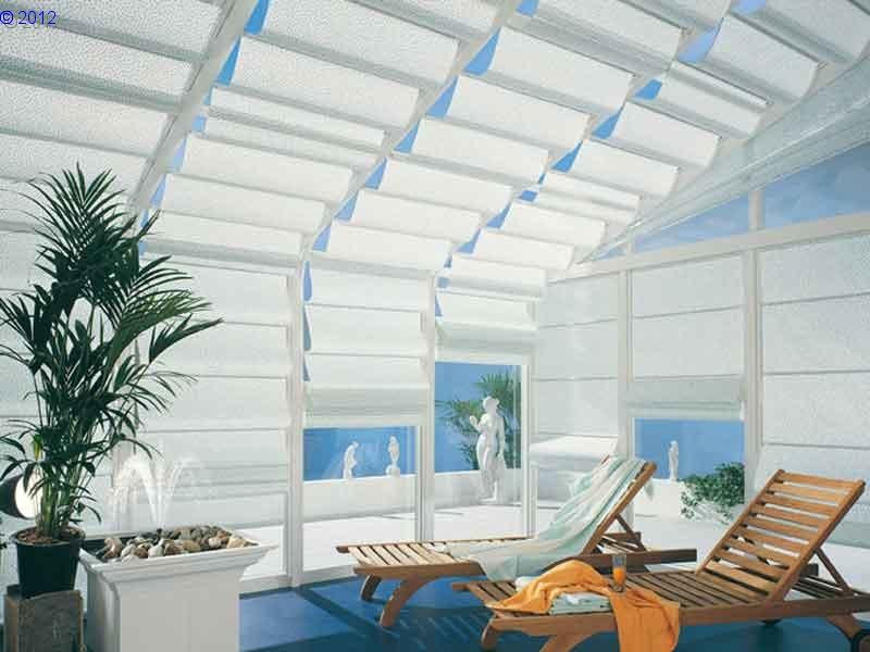 Sonnenschutz Innen